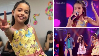 Photo of Chapada: Cantora de Ituaçu, Rayne Almeida se despede do The Voice Kids em grande estilo; veja o vídeo
