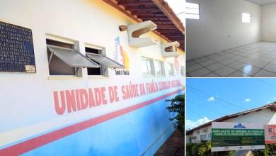 Photo of Chapada: Prefeitura de Nova Redenção inaugura ampliação de posto de saúde; ato terá homenagem ao agente 'Tota'