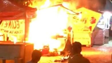 Photo of Chapada: Barraca pega fogo e mulher sofre queimaduras durante folia em Itaitu no município de Jacobina