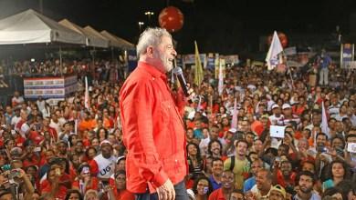 Photo of 'Se não formos para a rua lutar e resistir, estaremos perdidos', diz o ex-presidente Lula