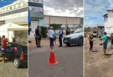 Photo of #Chapada: Mais de mil abordagens são realizadas em barreiras sanitárias para conter entrada da Covid-19 em Itaberaba