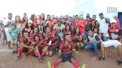 Photo of Chapada: Com goleada, Flamenguinho é campeão do Campeonato de Futebol de Nova Redenção e leva R$7 mil