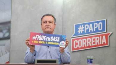 """Photo of #Vídeo: """"Já determinei que a Secretaria de Segurança aja com rigor"""", diz Rui Costa sobre manifestações pelo fim do isolamento na Bahia"""