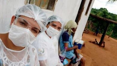 Photo of Chapada: Vacinação contra H1N1 envolve profissionais de saúde na zona rural e na sede de Nova Redenção