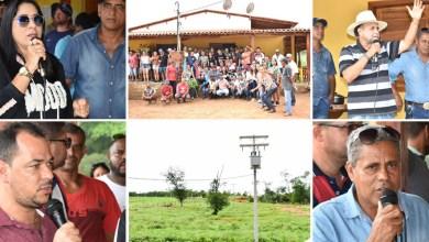 Photo of Chapada: Prefeitura de Nova Redenção beneficia produtores da comunidade Água Branca com rede de energia trifásica
