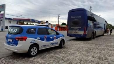 Photo of #Bahia: Polícia Militar apreende ônibus com 32 passageiros oriundo do estado de São Paulo