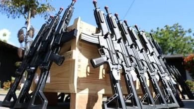 Photo of #Bahia: Polícia Civil entrega novos fuzis para unidades em municípios do interior