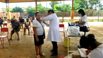 Photo of Chapada: Campanha de vacinação em assentamento de Itaetê é mais uma ação de prevenção ao coronavírus