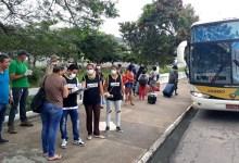 Photo of Chapada: Fiscalização epidemiológica de Jacobina intercepta ônibus que trazia passageiros vindos de São Paulo