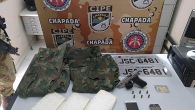 Photo of #Bahia: Autor de roubos a banco e tráfico de drogas morre em confronto com a Cipe-Chapada e PF em Milagres