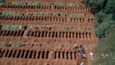 Photo of #Mundo: Covas abertas em cemitério de São Paulo viram destaque no 'Washington Post'