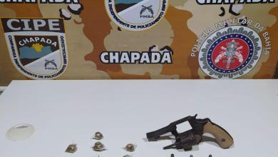 Photo of #Chapada: Suspeito de realizar assaltos na região morre ao trocar tiros com policiais da Cipe em Iaçu