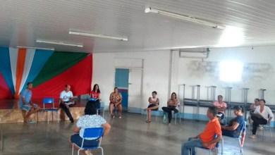 Photo of #Chapada: Prefeitura de Nova Redenção discute medidas emergenciais manter atividades do ano letivo de 2020