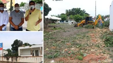 Photo of #Chapada: Policlínica Regional de Saúde começa a ser construída em Itaberaba e vai atender 21 municípios; confira imagens