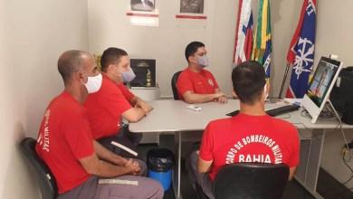 Photo of #Chapada: Bombeiros em Itaberaba debatem em webseminário uso drones no combate a incêndios florestais