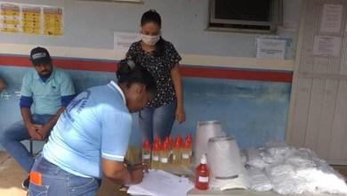 Photo of #Chapada: Novos EPIs são entregues a equipes de saúde pela prefeitura de Nova Redenção para prevenção à Covid-19