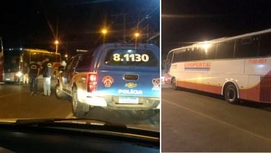 Photo of #Chapada: Ônibus clandestinos que saíram de São Paulo são interceptados pela PM e agentes de saúde em Ruy Barbosa