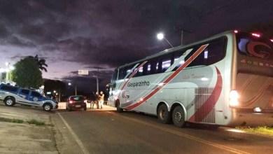 Photo of #Chapada: Ônibus vindo de Feira de Santana com mercadoria é interceptado em Piritiba; município tem um óbito por Covid-19