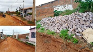 Photo of #Chapada: Projeto da prefeitura de Nova Redenção, 'Mutirão da Pavimentação' requalifica ruas do município
