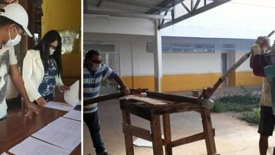 Photo of #Chapada: Obras de creche em Nova Redenção estão em fase final; município tem um caso suspeito de covid