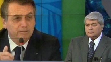 """Photo of #Vídeo: Datena rompe com Bolsonaro ao vivo e pergunta porque o presidente não mandou ministro """"calar a boca"""""""