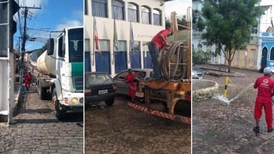 Photo of #Chapada: Lençóis intensifica cuidados para evitar a chegada de pessoas contaminadas por coronavírus no município