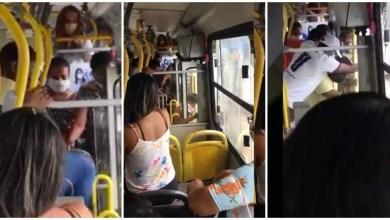 """Photo of #Salvador: Mãe de jovem agredida por estar sem máscara em coletivo reage e diz que filha """"não é bicho, é gente"""""""
