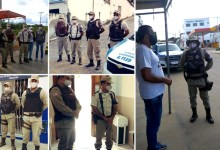 Photo of #Chapada: Comandante do 11º Batalhão passa novas orientações a unidades policiais de municípios da região