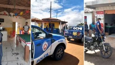 Photo of #Chapada: Profissionais de Saúde realizam operação na zona rural de Itaberaba para conter o novo coronavírus