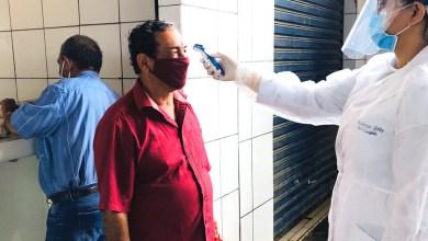 Photo of #Chapada: Ações em barreiras sanitárias são intensificadas nas entradas de Utinga; município segue com seis casos positivos