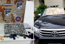 Photo of #Chapada: Um dos principais estelionatários do país e comparsa são mortos durante ação da Cipe na região