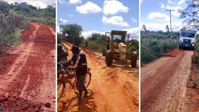 Photo of #Chapada: Prefeitura de Utinga mantém investimentos em recuperação de estradas vicinais