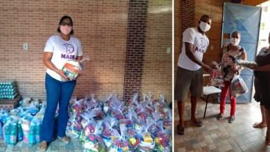 Photo of Movimento social quer manter entrega de cestas com doações de parceiros em Salvador