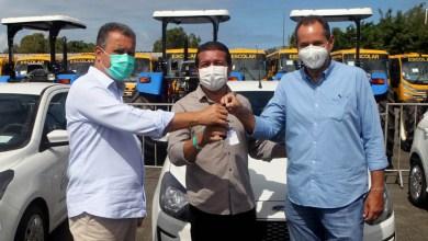 Photo of #Bahia: Governador Rui Costa entrega veículos para 120 prefeituras; investimento supera R$13 milhões
