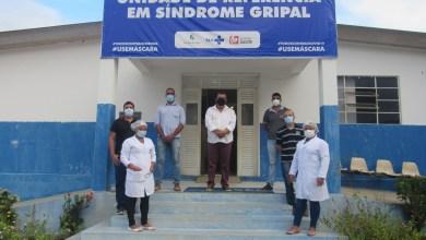 Photo of #Chapada: Centro de Referência para síndrome gripal é inaugurado pela prefeitura de Boa Vista do Tupim