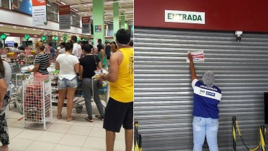 Photo of #Salvador: Ferreira Costa é interditada pela prefeitura por descumprir decreto contra coronavírus