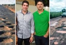 Photo of #Chapada: Provocado pelo presidente da Câmara de Seabra, deputado cobra do governo estadual recuperação da BA-148