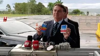 Photo of #Brasil: Procurador pede que o TCU proíba o presidente Bolsonaro de fazer propaganda do uso de cloroquina