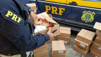 Photo of #Chapada: Mais de 7,3 mil caixas de ivermectina são apreendidas pela PRF com dupla na região de Itaberaba