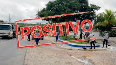 Photo of #Chapada: Primeiro registro positivo de covid-19 no município de Lajedinho é de uma paciente já curada