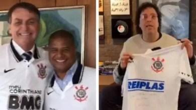 Photo of #Brasil: Marcelinho Carioca coloca camisa do Corinthians em Bolsonaro e perde contrato de publicidade