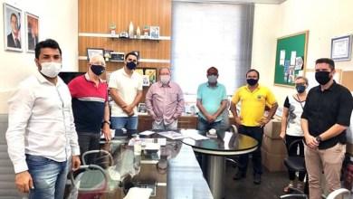 Photo of #Itaberaba: Prefeito se reúne com médicos e debate protocolos de tratamento da covid e uso de hidroxicloroquina e ivermectina