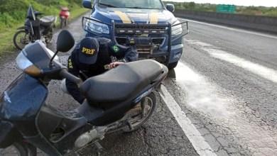 Photo of #Bahia: Mulher é presa pela PRF com moto furtada há quase duas décadas em Rafael Jambeiro