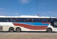 Photo of #Chapada: Outro ônibus de turismo da empresa 'Cidade do Ouro' é apreendido pela polícia em Jacobina