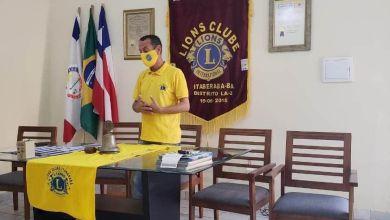 Photo of #Chapada: Lions Clube de Itaberaba empossa novo presidente em cerimônia restrita por causa da crise sanitária
