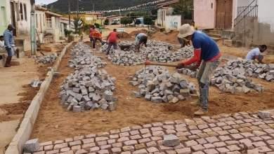Photo of #Chapada: Pavimentação de ruas leva mais qualidade de vida à população do município de Itaetê