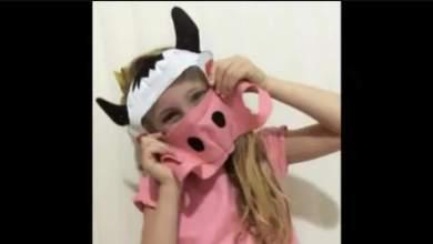 Photo of #Brasil: Máscara de gado vence concurso feito por Damares que tem como prêmio encontro com Bolsonaro e esposa