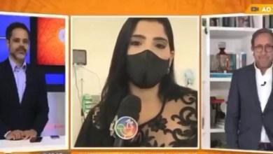 Photo of #Vídeo: Repórter da TV Aratu desmaia durante transmissão ao vivo com o governador Rui Costa