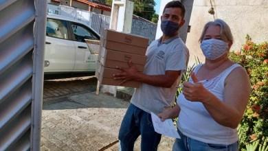 Photo of #Chapada: Campus Avançado da Uefs coordena entrega de 325 protetores faciais a municípios da região