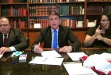 """Photo of #Polêmica: Presidente Bolsonaro diz que Brasil vai """"chegar a 100 mil mortos, mas vamos tocar a vida""""; veja vídeo"""